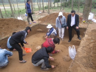 Ha Tinh receives Certificate for Phoi Phoi-Bai Coi archaeological site