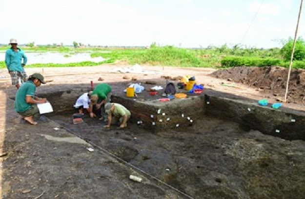 Unearthing Lo Gach archaeological site