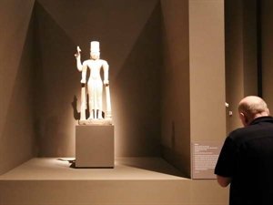 Vietnamese antiquities to be seen by New York public