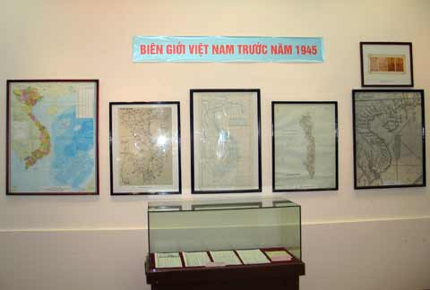 The VNMH Museum and the works of researching, collecting, preserving and promoting the objects and materials sources to contribute to the protection and confirmation of Vietnam's waters and islands sovereignty
