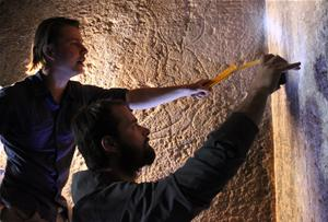 Polish archaeologists in the forgotten capital of ancient Egypt