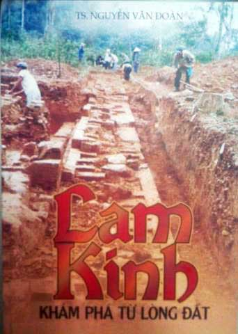 Book: Lam Kinh discovery from earth