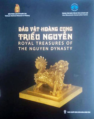 Book: Royal Treasures of the Nguyen dynasty