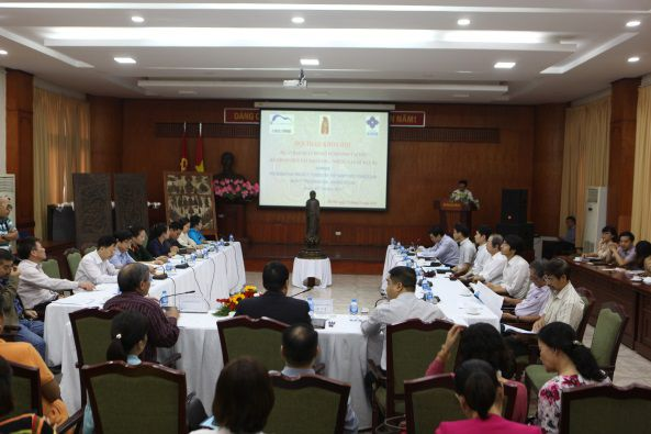 VNMH held a six-year evaluation seminar on preservation cooperation project with Japan