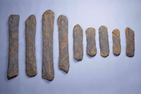 Stone instruments