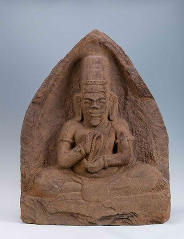 Shiva Yogi (Shiva in the avatar of an austere monk)