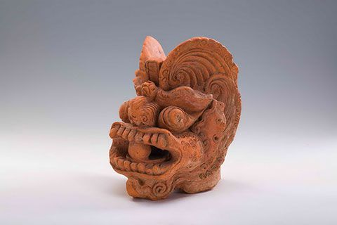 Lion head