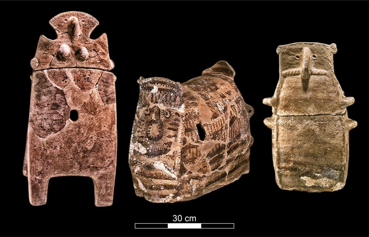 DNA analysis of 6,500-year-old human remains in Israel points to origin of Chalcolithic culture