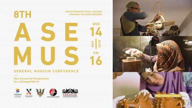 8th ASEMUS General Conference in Kuching, Malaysia – Registration open!