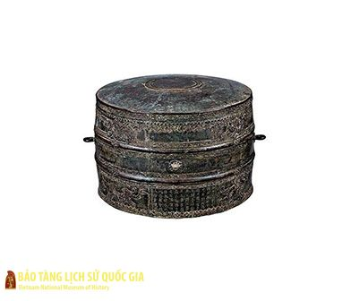 The Canh Thinh Drum